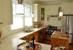New Kitchen — Work Area